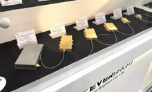 Photonstream cooperative enterprise Wuhan Raycus and Everbright photonics Co.,Ltd participated The LASER World of PHOTONICS 2019